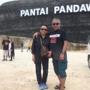 Vakantie Roy en Maria